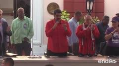 """La Casa Blanca asegura que los contactos con Caracas apuntan a la """"salida"""" de Maduro"""