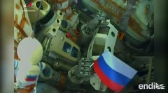 Rusia envía al espacio a su primer robot humanoide