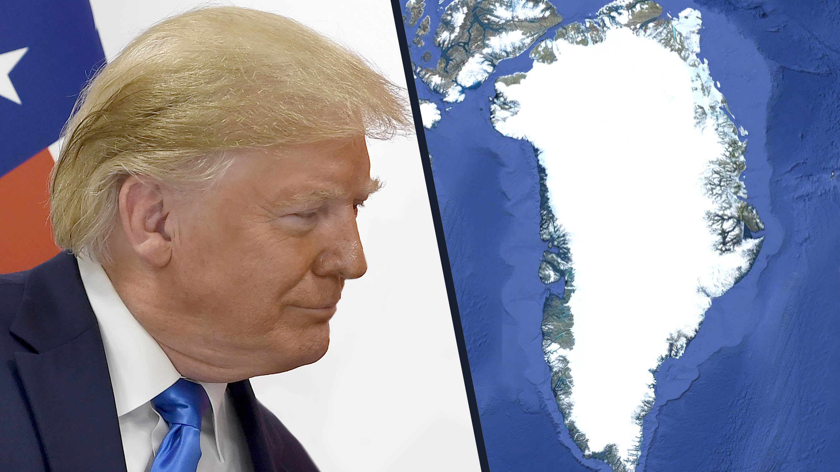 Los encantos de Groenlandia que seducen a Trump