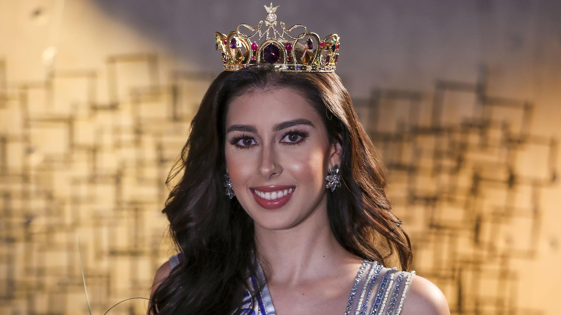Puerto Rico cuenta con una nueva reina en Miss Mundo