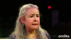 """Esmeralda Santiago afirma que ver la lucha de los puertorriqueños fue """"un orgullo"""""""