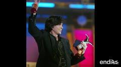 Murió el cantante español Camilo Sesto a los 72 años