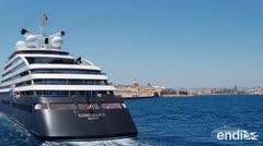 Debuta lujoso crucero Scenic Eclipse