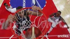 Francia dio la gran sorpresa en la Copa del Mundo de la FIBA