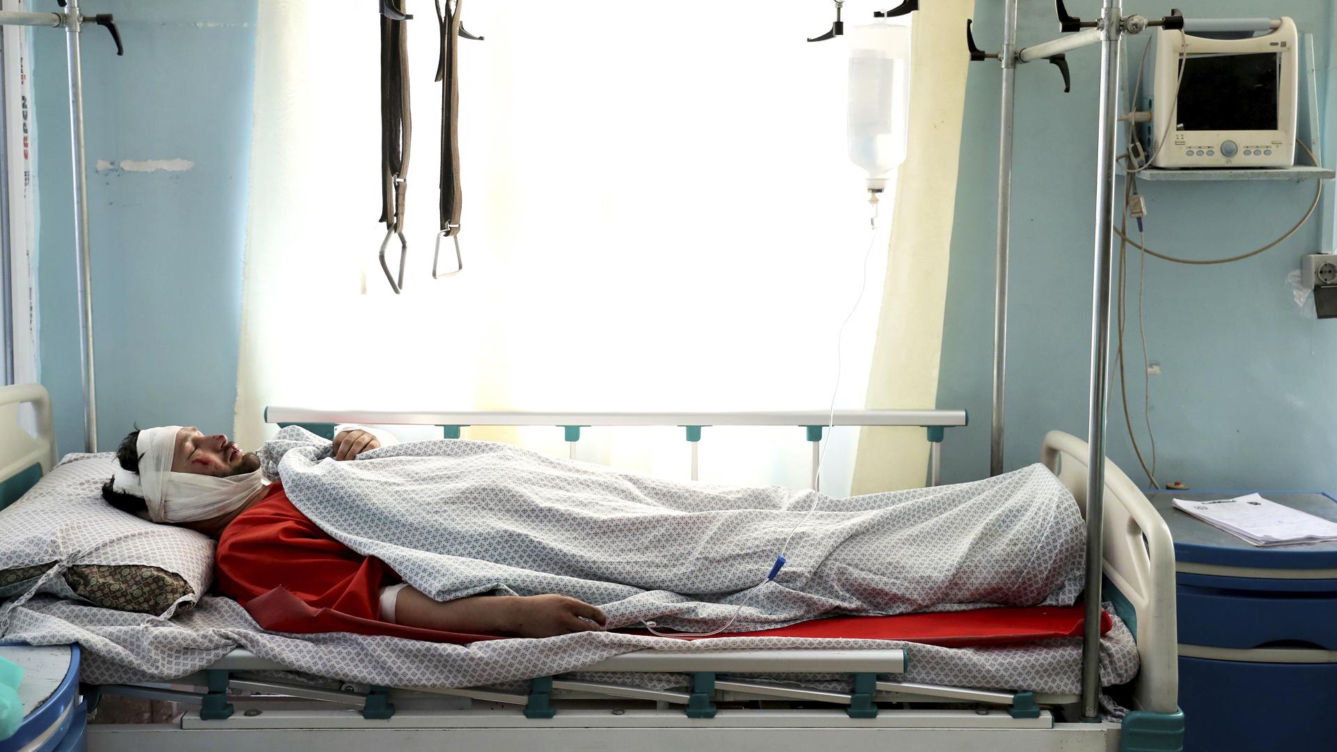 Explosión mortal durante un evento del presidente de Afganistán
