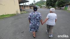 """El edificio olvidado que transformaron en un espacio de """"cariño"""" tras el huracán María"""