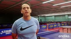 Denis Guillén, un tenismesista latino entre las barreras culturales de China