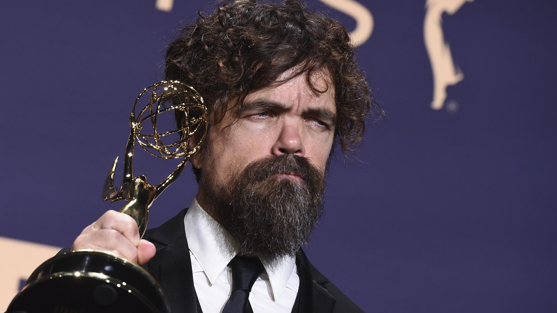 """El triunfo final de """"Game of Thrones"""" en los premios Emmy"""