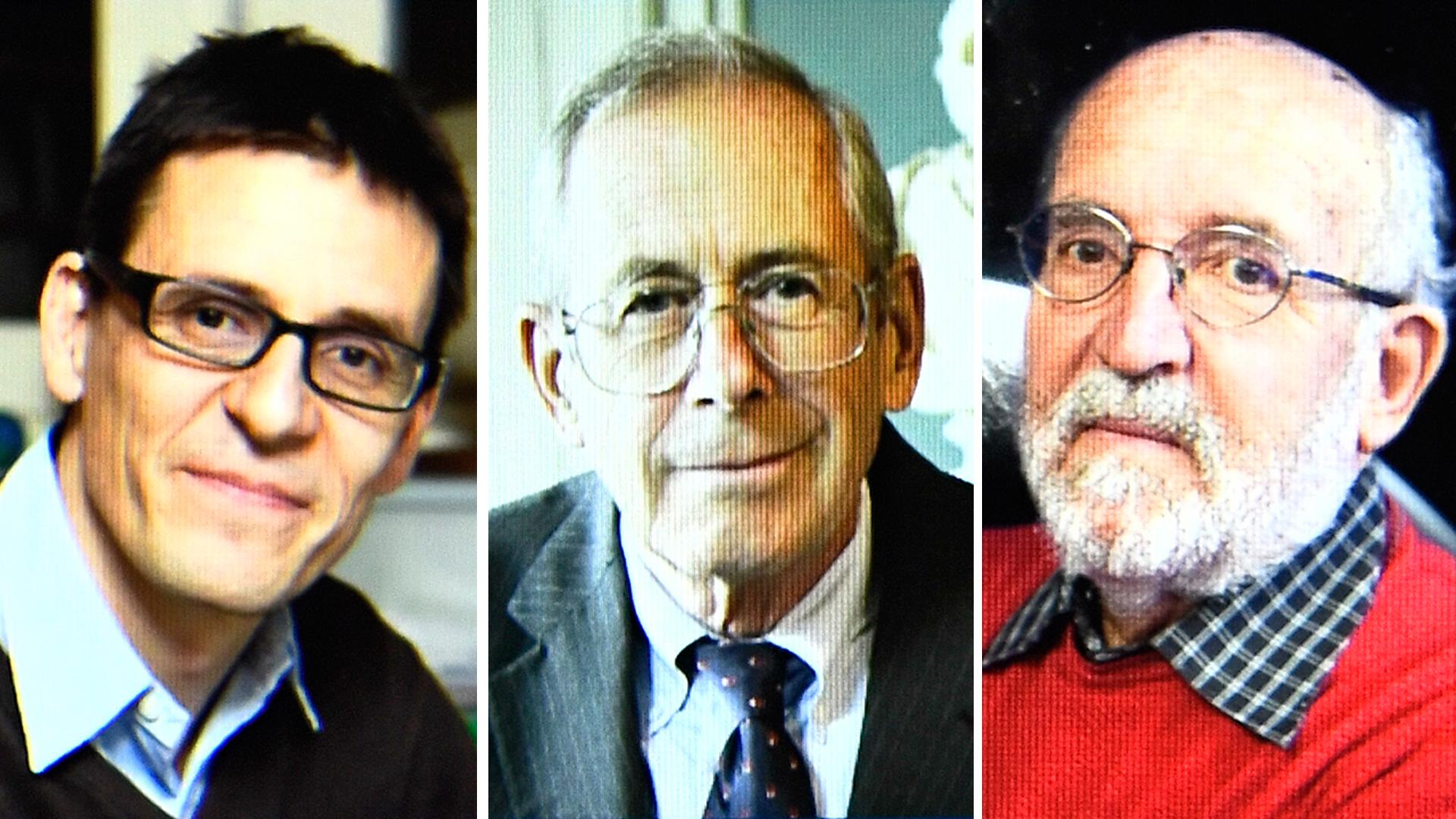 Estas mentes brillantes reciben el Premio Nobel de Física