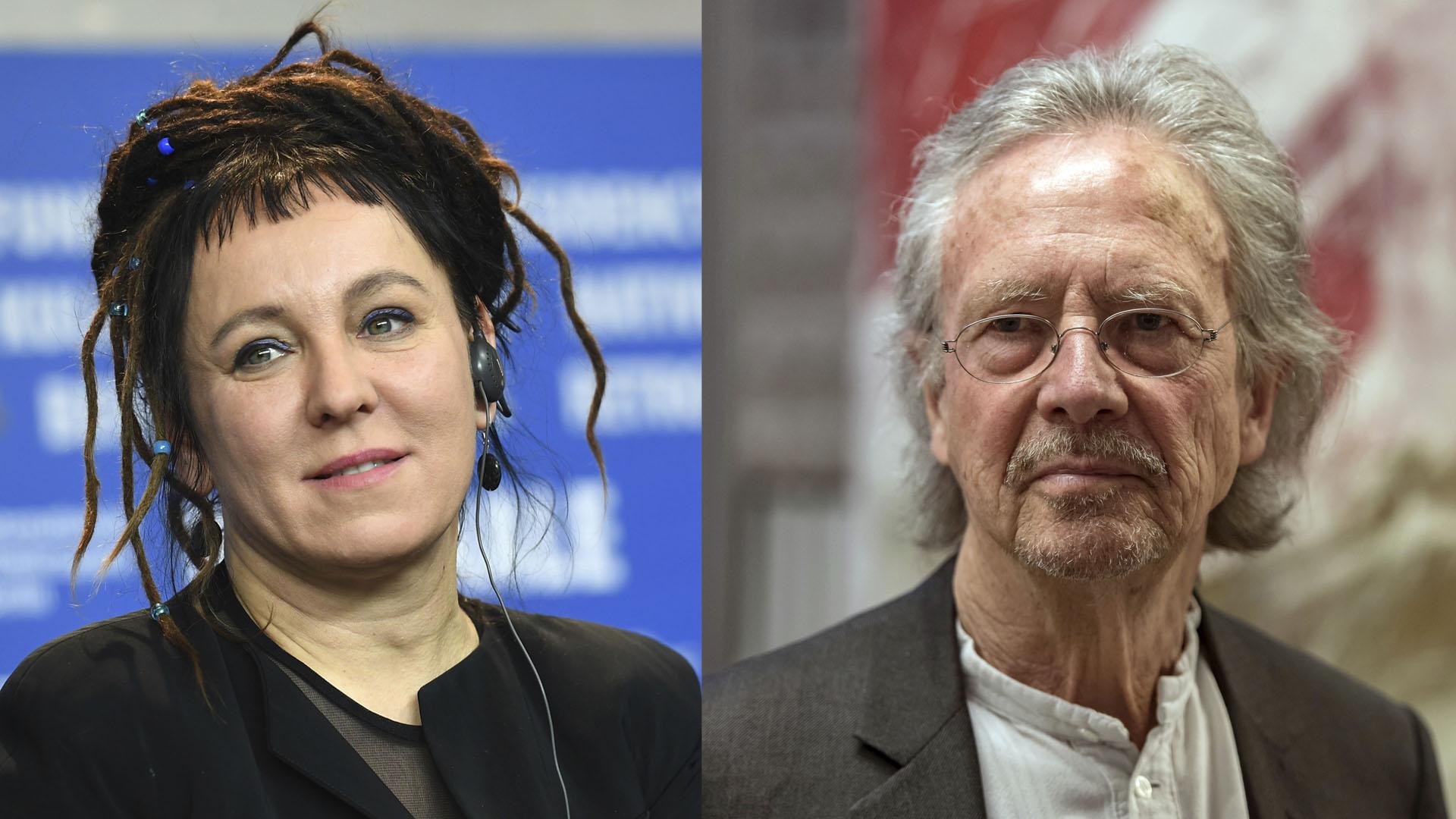 Conoce a los ganadores del Nobel de Literatura 2018 y 2019