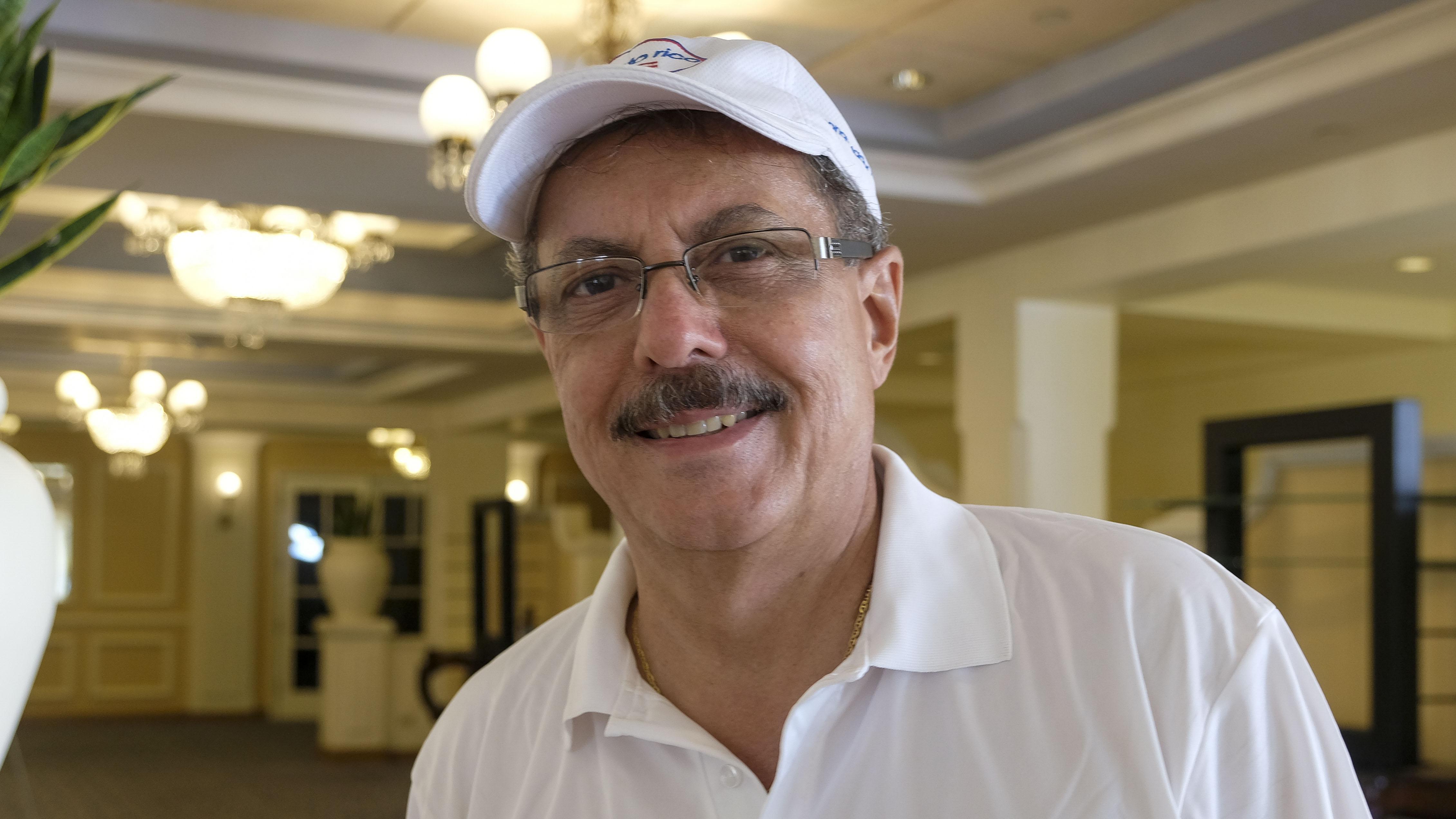 """Juan Zaragoza: """"Mi fortaleza es el conocimiento de las finanzas del país"""""""