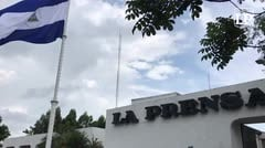 El periodismo en Nicaragua está bajo ataque