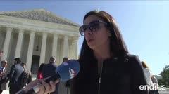 La abogada de la Utier sale complacida de la vista oral del Supremo Federal