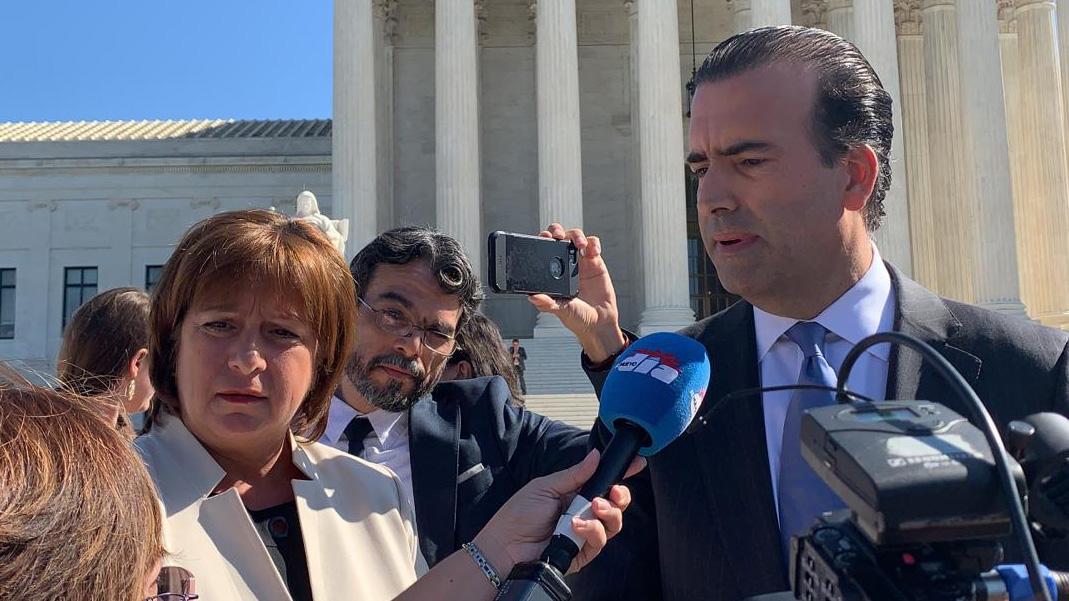 """José Carrión: Las preguntas de los jueces del Supremo federal """"entendían la razón de ser de Promesa"""""""