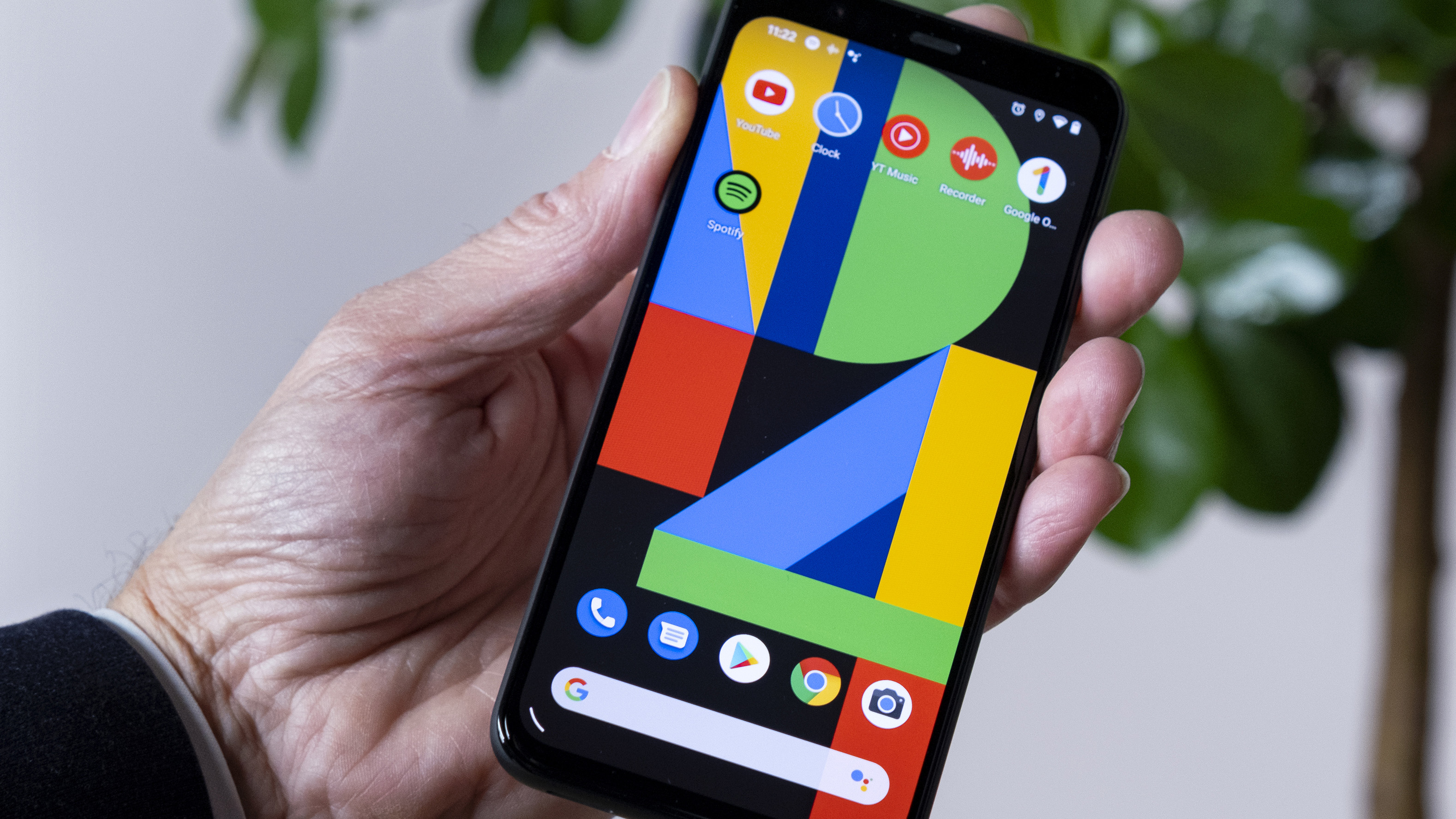 Google presenta su teléfono Pixel 4