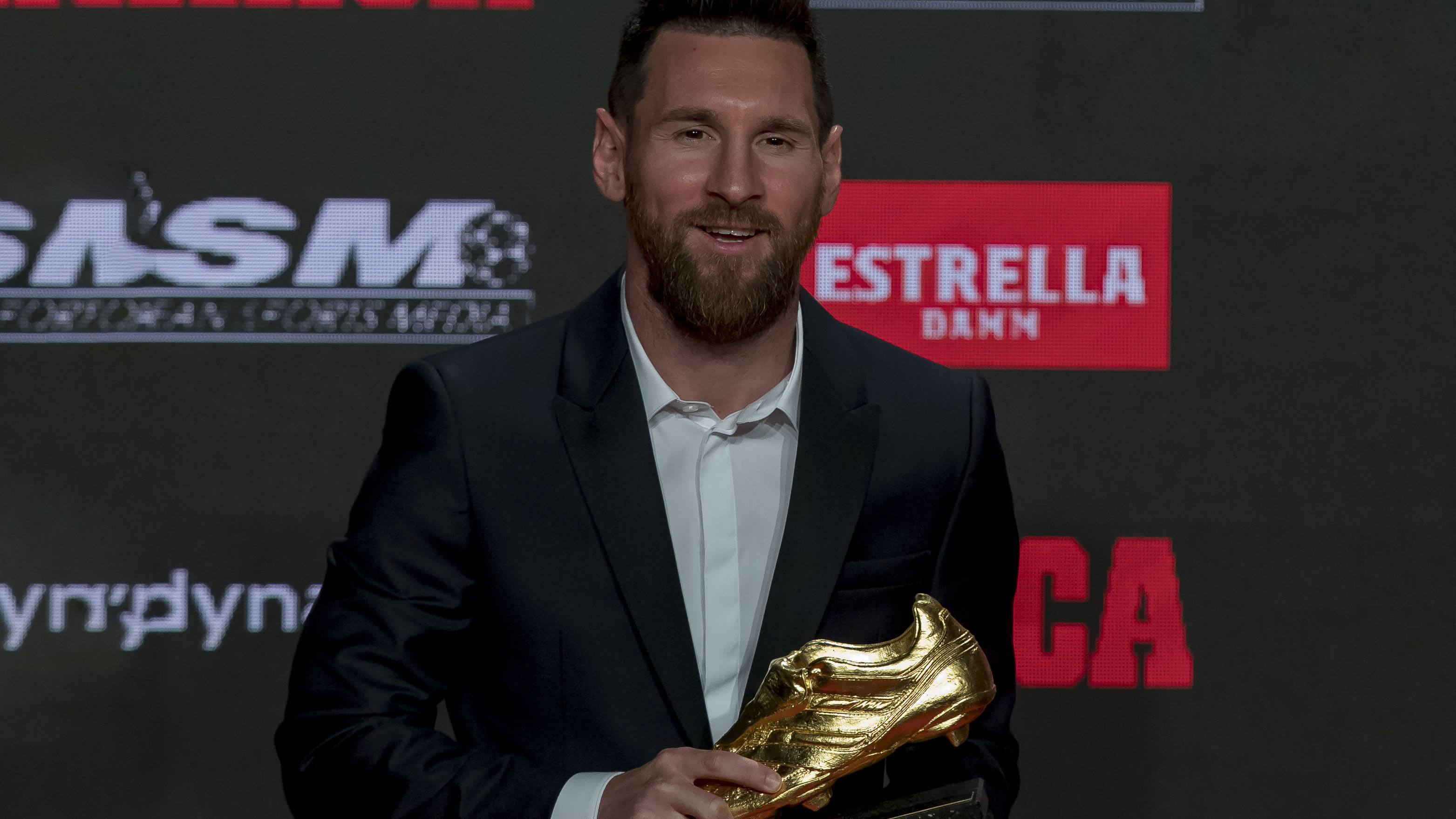 Messi agranda su leyenda con su sexta Bota de Oro