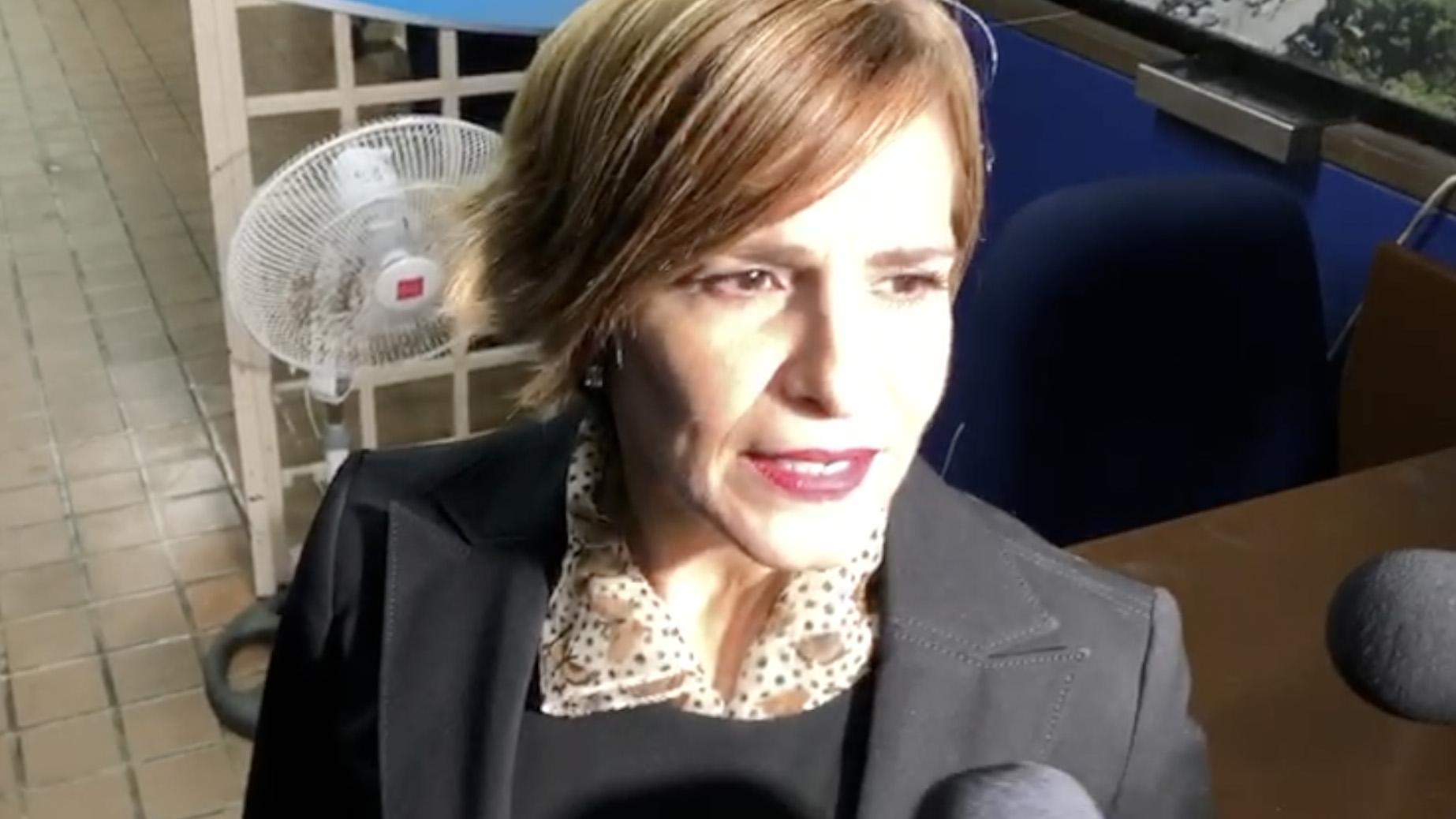"""Zoé Laboy sobre el crimen: """"Puerto Rico no está satisfecho con lo que se está haciendo"""""""