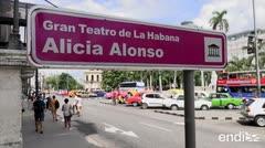 Los cubanos recuerdan a Alicia Alonso