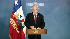 "Presidente de Chile decreta ""estado de emergencia"" tras jornada de disturbios"