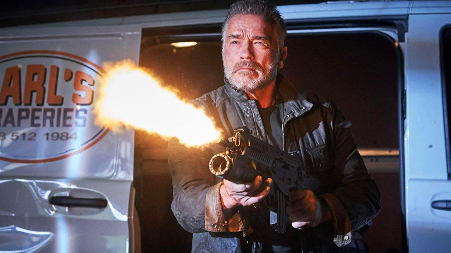 """""""Vuelta interesante"""" en la nueva película de """"Terminator"""""""