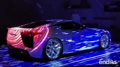 Impresionantes autos en el famoso Tokyo Motor Show
