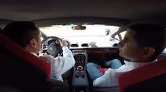 Probamos el lujoso Lamborghini Huracán Evo