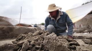 Hallan restos de 14 mamuts en el centro de México
