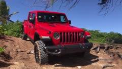 ¿Cómo es la Jeep Gladiator 2020?