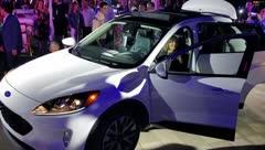 Ford Escape 2020 fue presentada en la isla