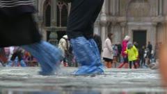 Estragos en Venecia tras una histórica marea alta