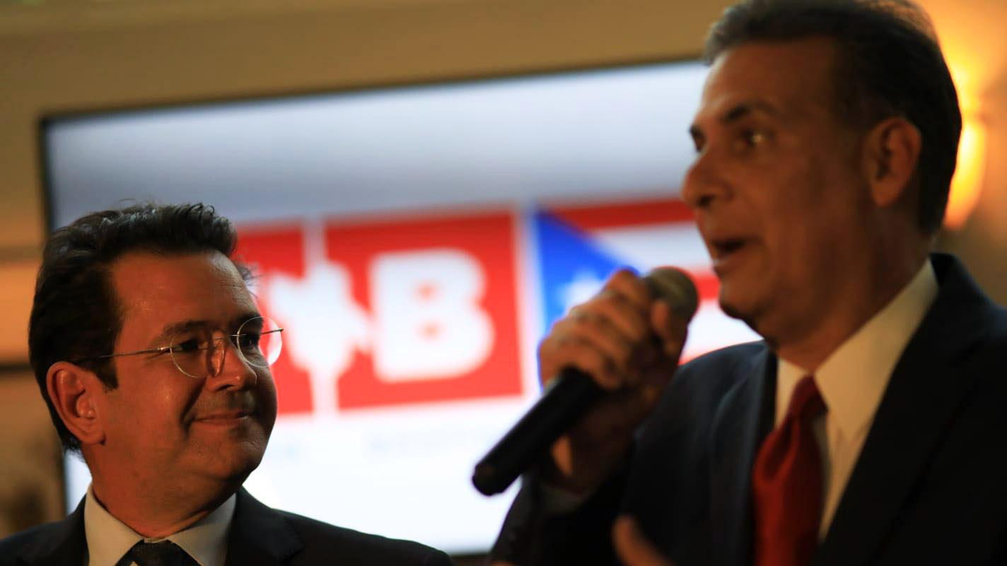 """Eduardo Bhatia: """"Las puertas están abiertas para todos los puertorriqueños"""""""