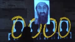 Esta exposición muestra cómo cazaron a Osama bin Laden