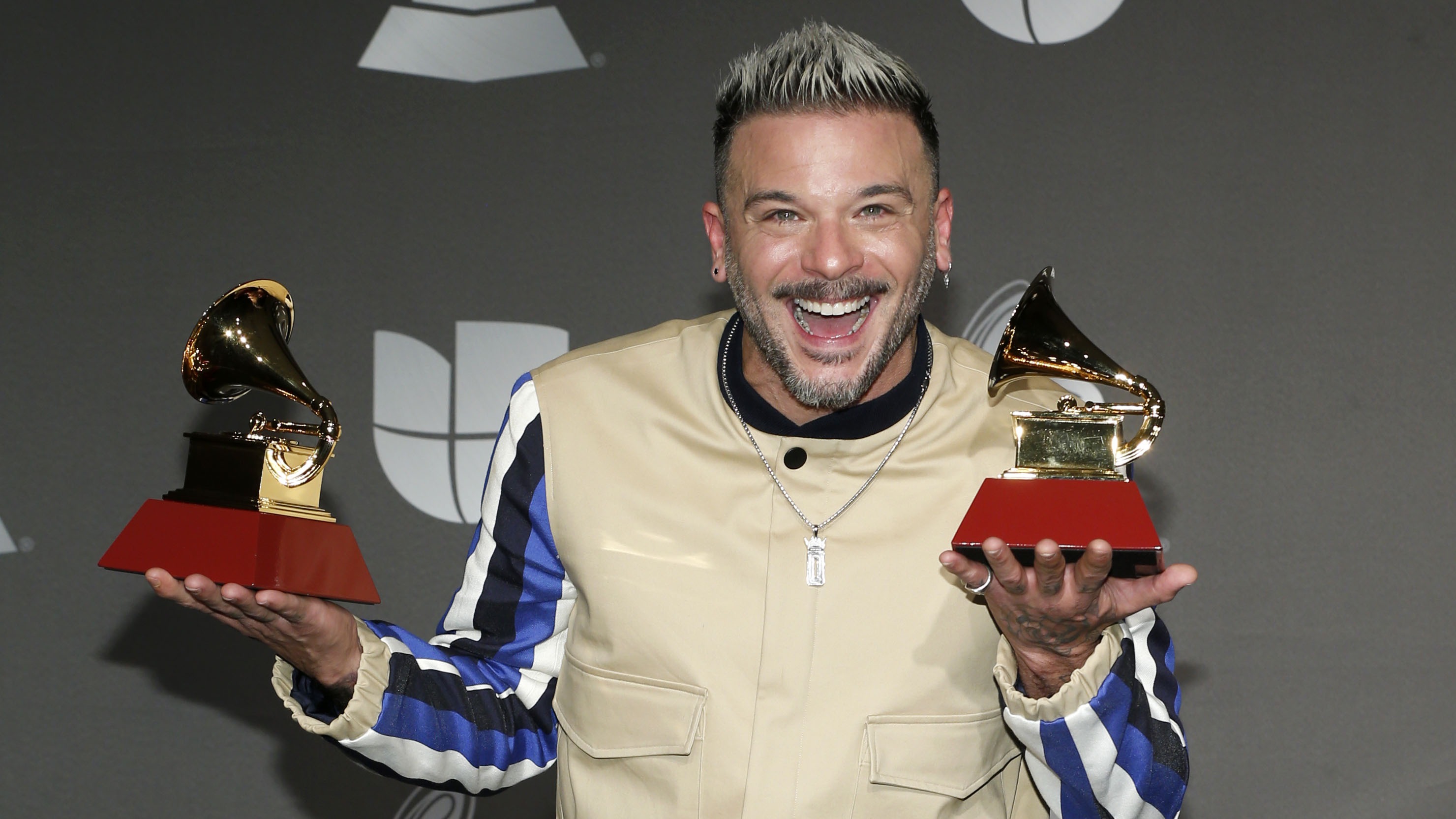 ¿Quién coronó los Latin Grammy? Estos son los ganadores