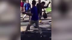 Controversial pelea de estudiantes en Yabucoa