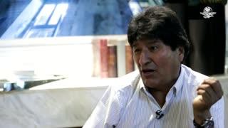 Evo Morales rompe el silencio tras escapar de Bolivia