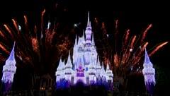 Majestuoso inicio navideño en Disney