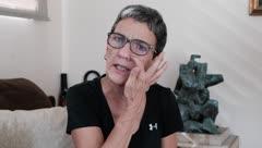 """Marilia García: """"A mí hijo lo atropellaron"""" y ahora lucha por su vida"""