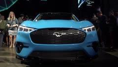 Conoce la nueva apuesta de Ford: el Mustang eléctrico