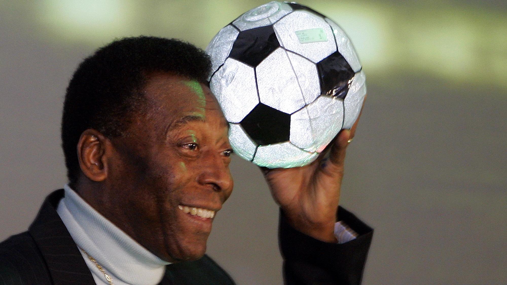 Cumple 50 años el histórico gol 1,000 de Pelé