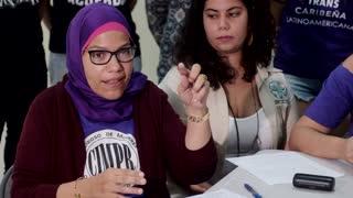 Convocan a la manifestación Mujeres en Marcha