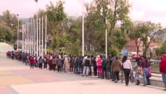 Varias personas muertas en un operativo policial-militar en Bolivia
