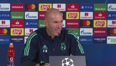 """El entrenador del Real Madrid dice """"estar enamorado"""" de Kylian Mbappé"""