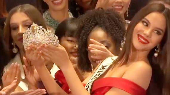 Presentan la lujosa corona de Miss Universe