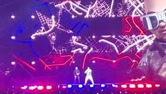 """Daddy Yankee, Luis Fonsi y Zuleyka Rivera ponen a bailar a todos en el Choli con """"Despacito"""""""