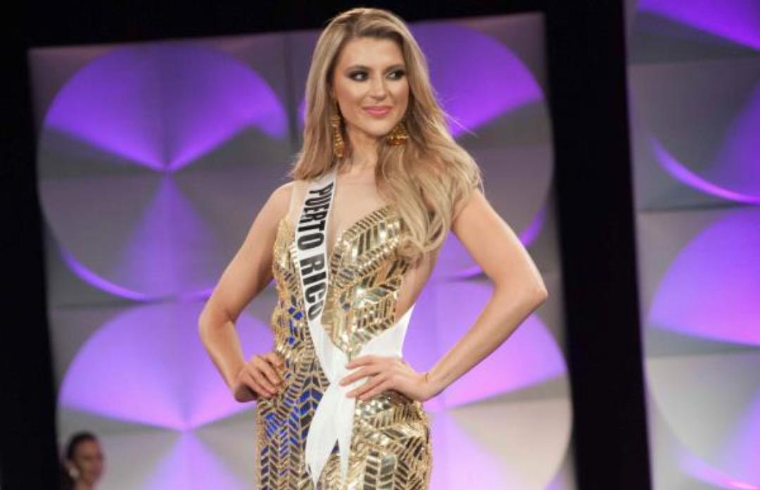 Lo que Madison Anderson dijo antes de concluir Miss Universe