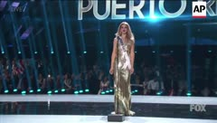 Revive el discurso final de Madison Anderson en Miss Universe
