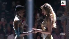 Este es el momento en que eligieron a Miss Universe, Zozibini Tunzi