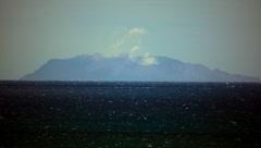 Impactantes testimonios de los testigos de la erupción del volcán de Nueva Zelanda