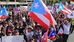 """""""Amanecer borincano"""", una canción que inspira a Puerto Rico a seguir luchando"""