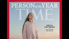 Greta Thunberg: la personalidad del año 2019 según la revista Time
